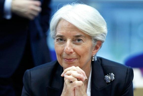 Λαγκάρντ:Θα συνεχίσουμε να στηρίζουμε την Ελλάδα…