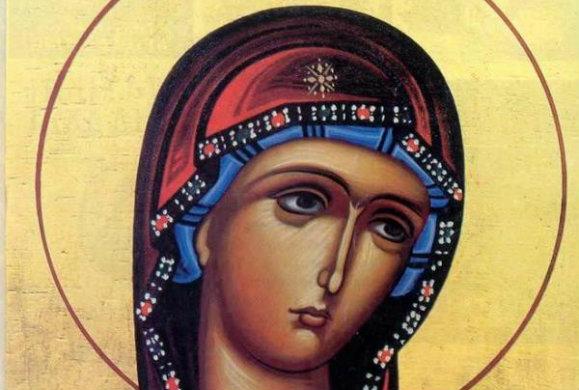 Προσευχή στην Παναγία την μεσίτριαΠροσευχή στην Παναγία την μεσίτρια