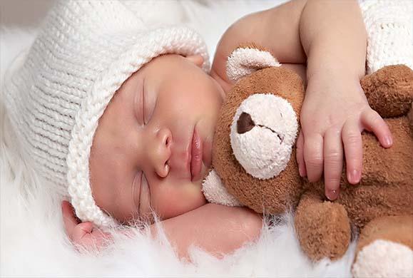 Κοιμάται αρκετά το παιδί σας;