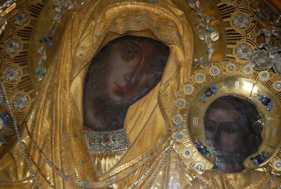 Η θαυματουργή εικόνα της Μονής Δοχειαρίου