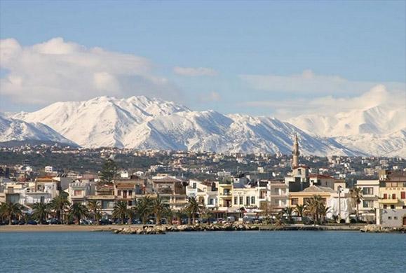 Ταξιδιωτικοί προορισμοί: Κρήτη, Ρέθυμνο