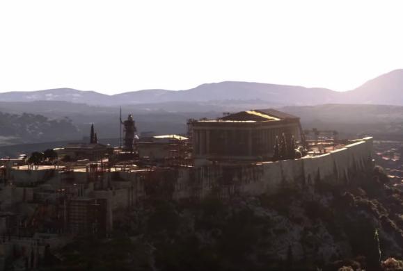 Πως χτίστηκε ο Παρθενώνας (Βίντεο)