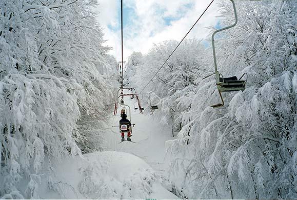 Χειμωνιάτικοι προορισμοί: Χιονοδρομικό Κέντρο Χάνια, Πήλιο
