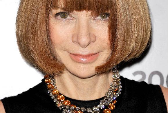 Η πυρηνική και σιδηρά κυρία της μόδας: Anna Wintour!