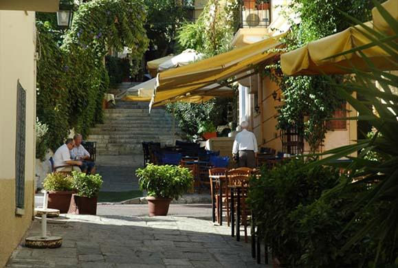 Ταξιδιωτικοί προορισμοί - Αθήνα, Πλάκα