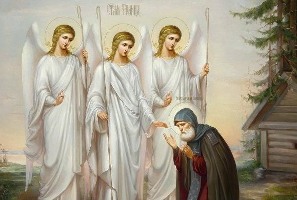 Μέγα θαύμα στόν άγιο Αλέξανδρο του Σβιρ