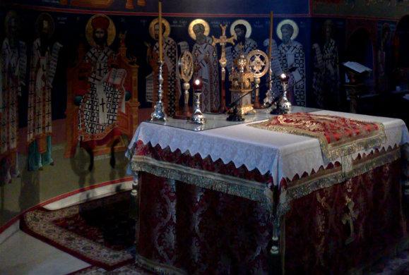 Απόστολος – Ευαγγέλιον,Η' Λουκά (Παραβολή του καλού Σαμαρείτου) Κυριακή 11 Νοεμβρίου