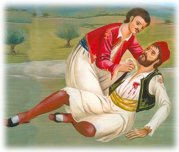 Tο θαύμα της Παναγιάς για τον Γιωργάκη