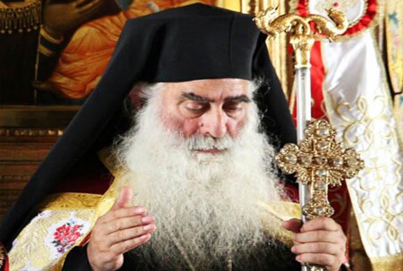 Ο Σεβασμιώτατος Μ.Σισανίου και Σιατίστης κ. Παύλος στον Ι. Ν. Αγίας Τριάδος Βύρωνος