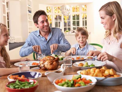 Το σπιτικό φαγητό έχει λιγότερες θερμίδες