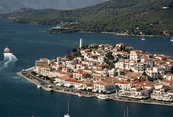 Χειμωνιάτικοι προορισμοί στην Ελλάδα: Tο καταπράσινο νησί του Πόρου