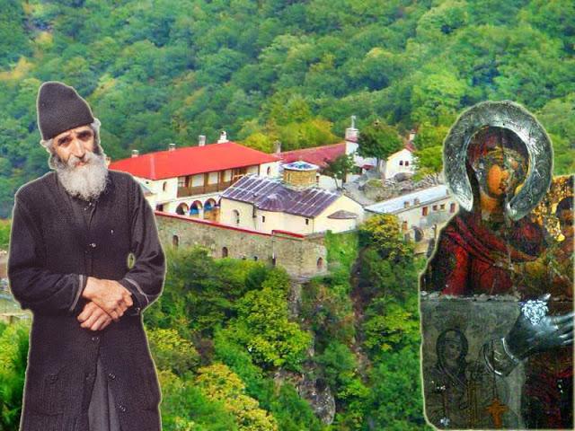 Άγιος Παΐσιος: Ο Μέγας Βασίλειος εάν ζούσε θα έπιανε ξανά την σπηλιά και το κομποσχοίνι!