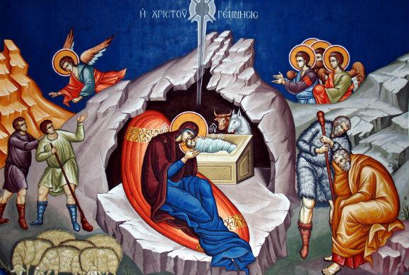 Η Γέννηση του  Θεανθρώπου και η Αναγέννηση μας!