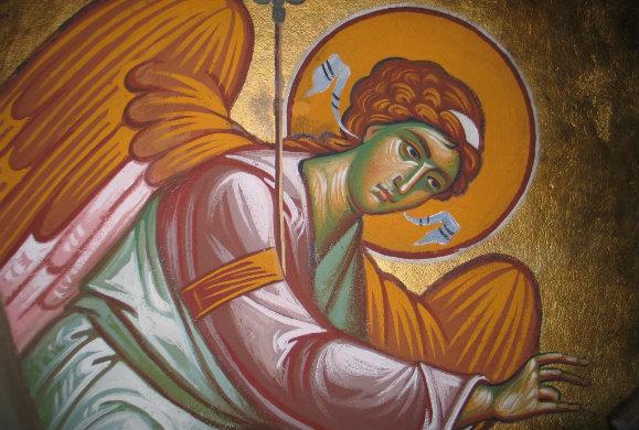 Ευχή στον φύλακα Άγγελο μας