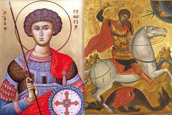 Θαύματα του Αγίου Γεωργίου