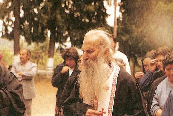 Ο Μακαριστός Ιάκωβος Τσαλίκης και τα δαιμόνια