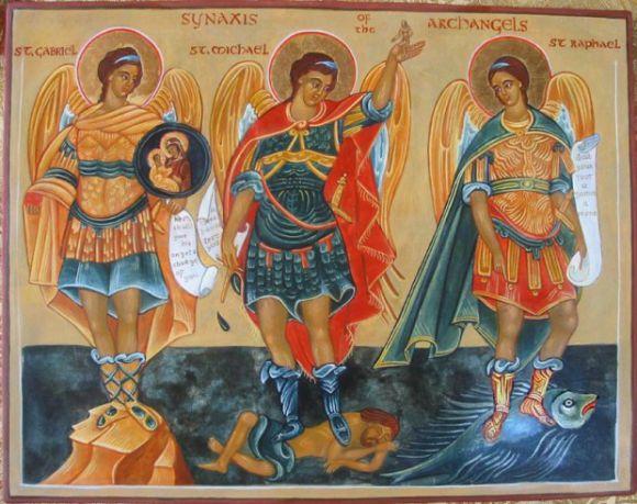 Τα τάγματα των αγγέλων και οι ιδιότητες τους