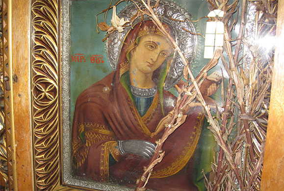Η Παναγία του Χάρου και το θαύμα που επαναλαμβάνεται