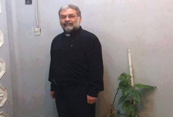 Απήγαγαν  τον 57χρονο ελληνορθόδοξο ιερέα Ibrahim Farah από το Ιντλέμπ στη Συρία