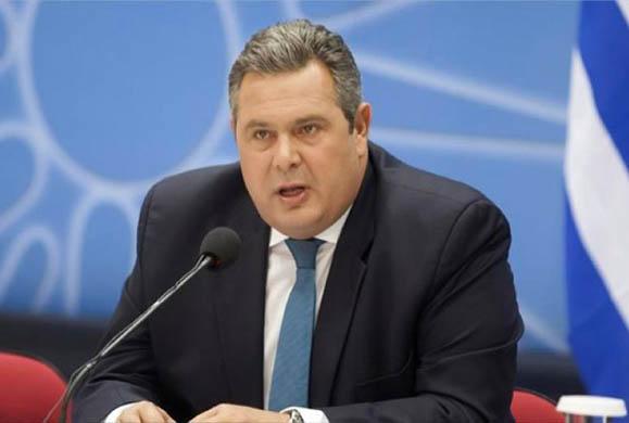 Καμμένος: «Δεν μπορούμε να κρατήσουμε τους τζιχαντιστές αν η ΕΕ συνεχίσει το bullying στην Ελλάδα»