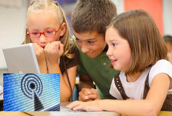 Ξέρετε πόσο επικίνδυνο είναι το Wi-Fi για τα παιδιά;