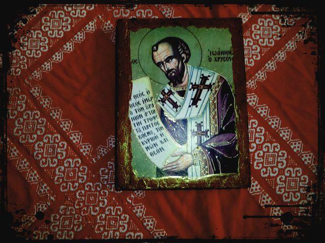 Αγίου Ιωάννου του Χρυσοστόμου: Η Κυριακή του Ασώτου