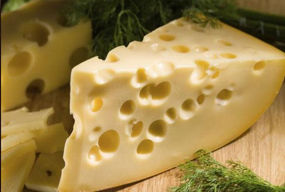 Γιατί έχει τρύπες το ελβετικό τυρί;