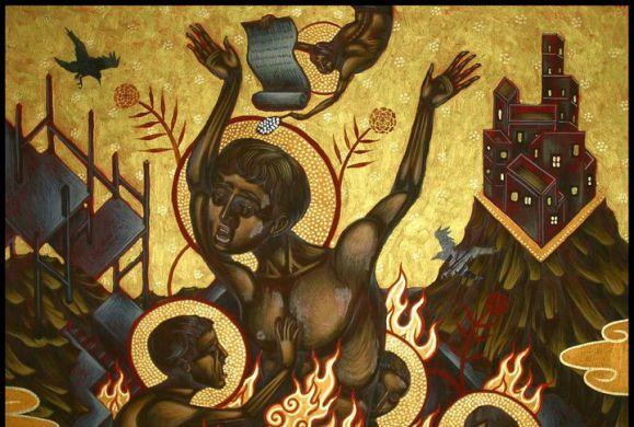 Άγ.Σιλουανός ο Αθωνίτης: Η φθορά του ανθρώπου από την αμαρτία