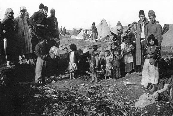 Η κυβέρνηση ΣΥΡΙΖΑ/ΑΝΕΛ αγκαλιά με τους γενοκτόνους;