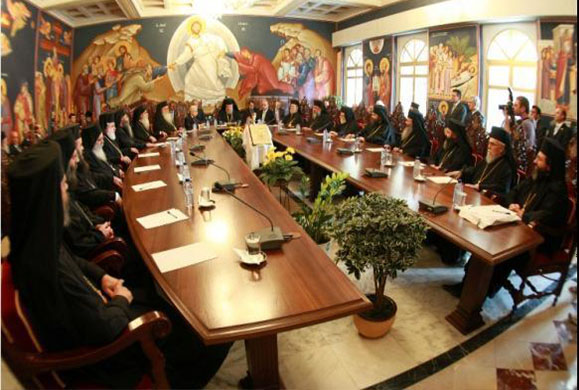 Η Ιερά Σύνοδος έστειλε επιστολή στους Ευρωπαίους εταίρους