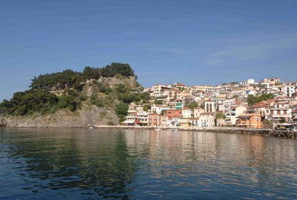 Πάργα: Ο πανέμορφος προορισμός στις ακτές του Ιονίου