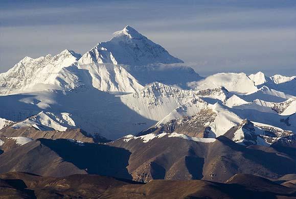 Οι παγετώνες του Έβερεστ μπορεί να χαθούν ως το 2100