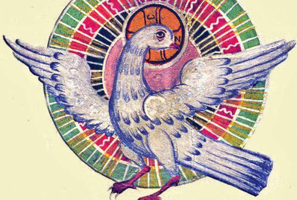 Η Πεντηκοστή είναι εβδομαδιαία εορτή με κορυφαία μεθεόρτια τη Δευτέρα του Άγ.Πνεύματος