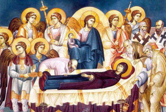 Γνωρίζουμε σε ποια ηλικία κοιμήθηκε η Παναγία;