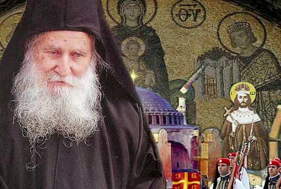 Γέροντας Ιωσήφ ο Βατοπεδινός: Μην φοβηθείτε! Tο χέρι του Θεού και της Παναγίας είναι με τον Ελληνικό Λαό (video)
