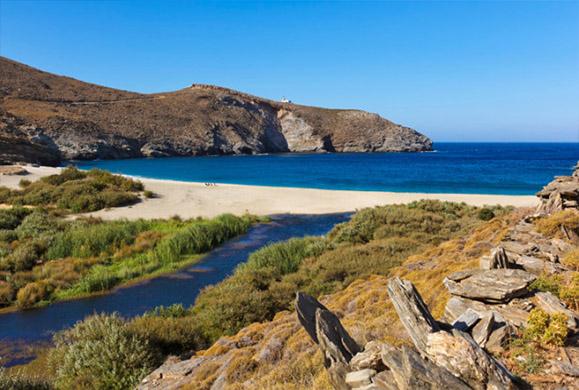 Οι καλύτερες παραλίες της Ελλάδας: Άχλα, Άνδρος