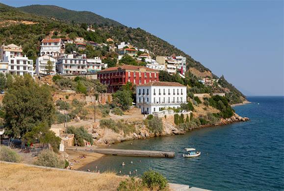 Οι καλύτερες παραλίες της Ελλάδας: Αιδηψός, Εύβοια