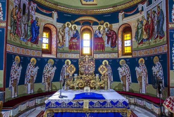Ο Απόστολος και το Ευαγγέλιο,Κυριακή 5-7, (Ε' Ματθαίου)