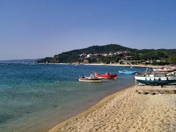 Οι καλύτερες παραλίες της Ελλάδας: Ουρανούπολη, Χαλκιδική