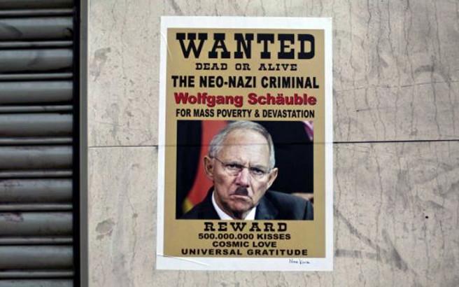 Κύμα μίσους κατά της Γερμανίας βλέπει η Die Welt