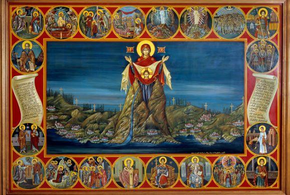 Η Παναγία μας, μόνη καταφυγή και ελπίδα σωτηρίας
