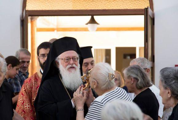 Εκ της Ιεράς Ορθοδόξου Αρχιεπισκοπής της Αλβανίας (ανακοίνωσης)