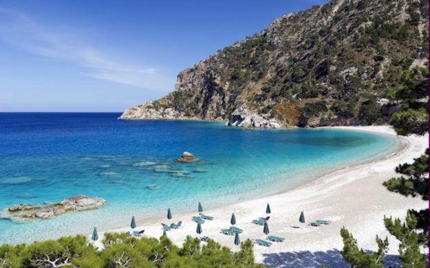 Παραλίες της Ελλάδας : Άπελλα, Κάρπαθος