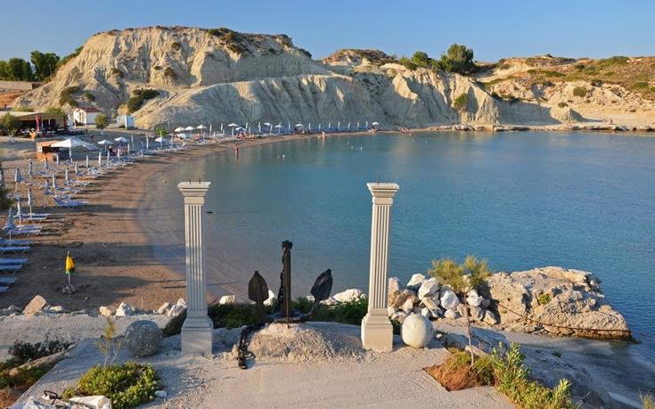 Οι καλύτερες παραλίες της Ελλάδας : Κολύμπια, Ρόδος