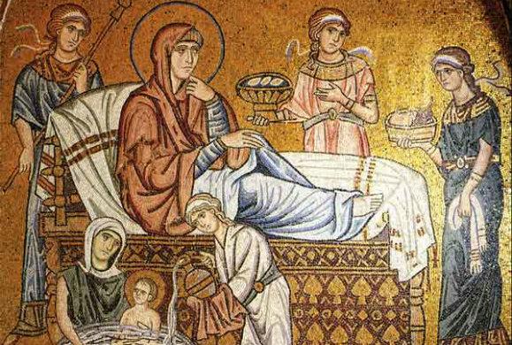 Η Θεομητορική εορτή της Γεννήσεως της Θεοτόκου