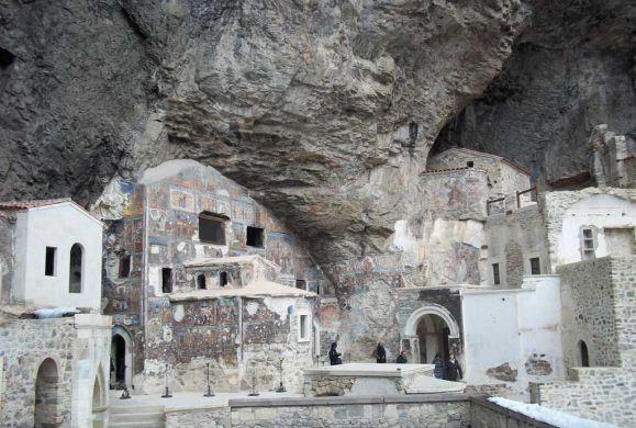 Έκτακτο: Λουκέτο των Τούρκων στην Παναγία Σουμελά του Πόντου