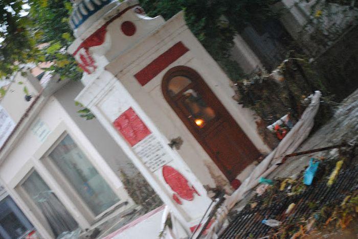 Θαύμα στο εκκλησάκι του Αγίου Ρηγίνου στην Σκόπελο