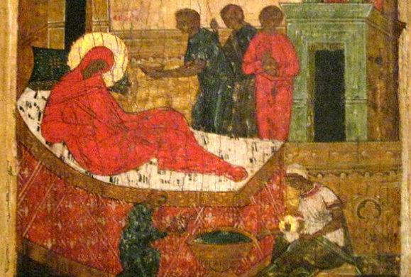 Η πρώτη θεομητορική εορτή του Νέου Εκκλησιαστικού Έτους