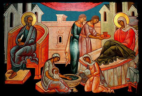 Τι δηλώνει η Γέννηση της Θεοτόκου