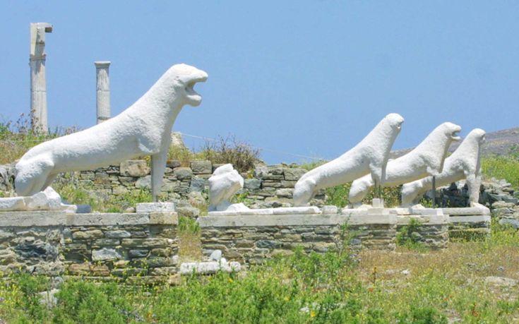 Το  ελληνικό νησί με τους αρχαίους θησαυρούς